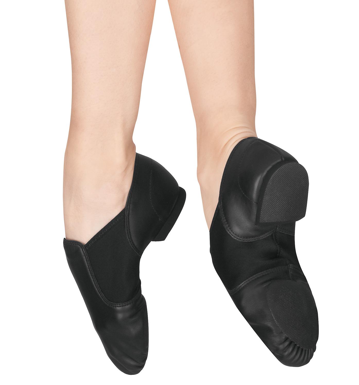 Capezio Child Slip-On Jazz Shoe